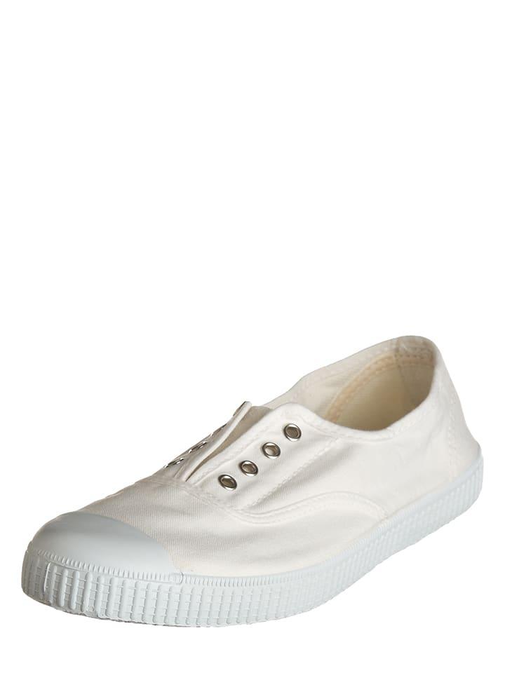 "Chipie Sneakers ""Joseph"" in Creme"