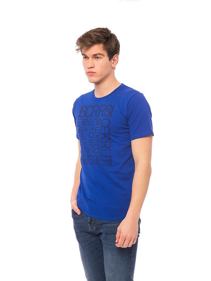 Cerruti Shirt in Blau
