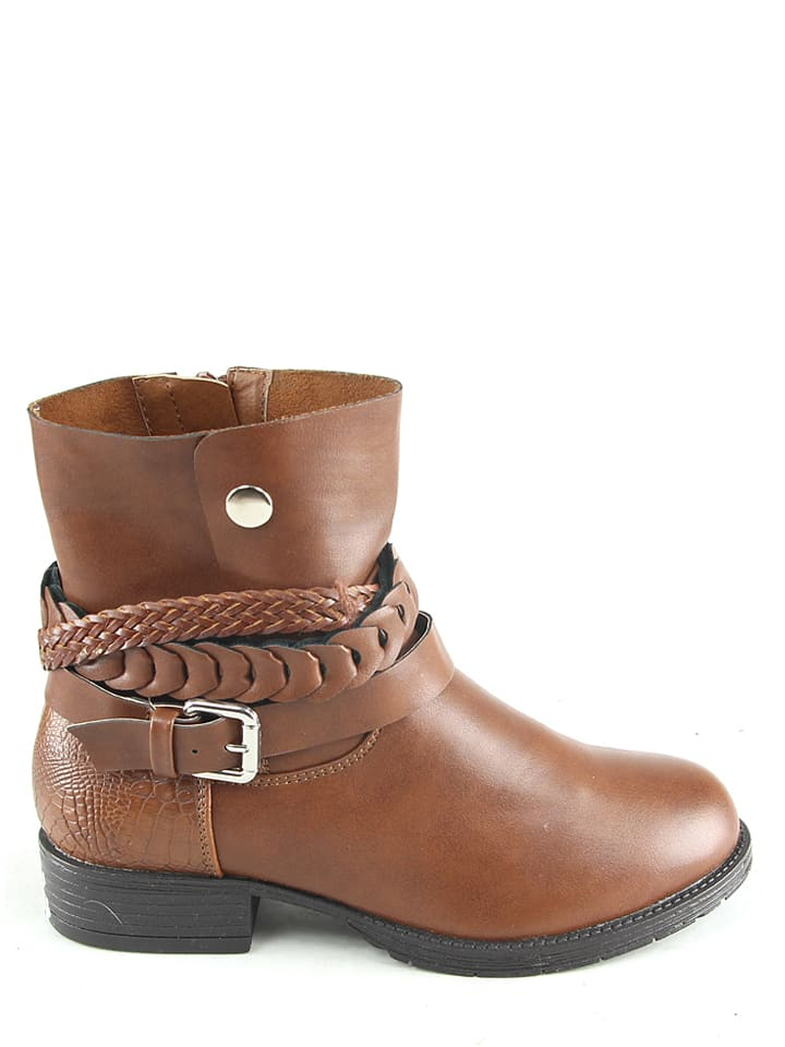 Doremi Boots in Camel