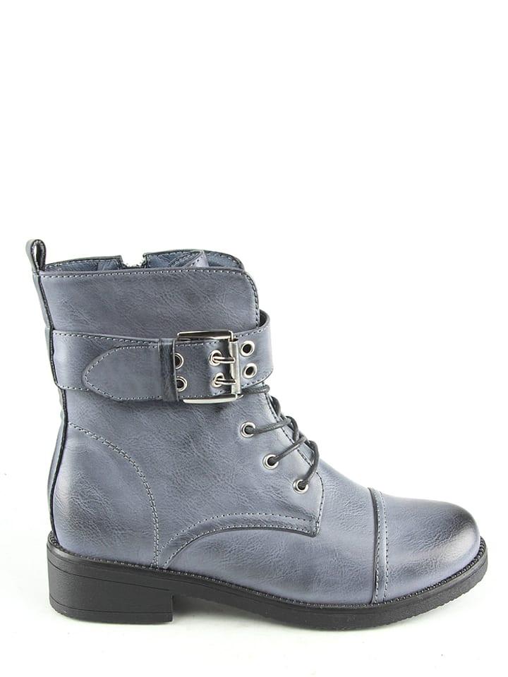 Sixth Sens Boots in Grau