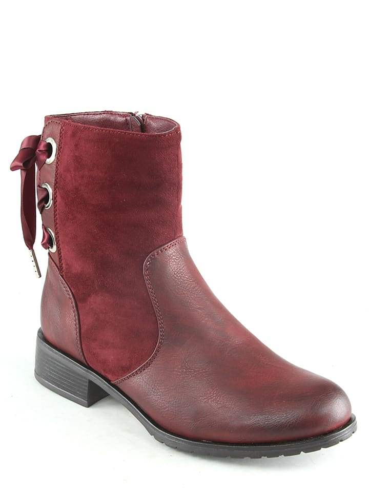 Sixth Sens Boots in Bordeaux