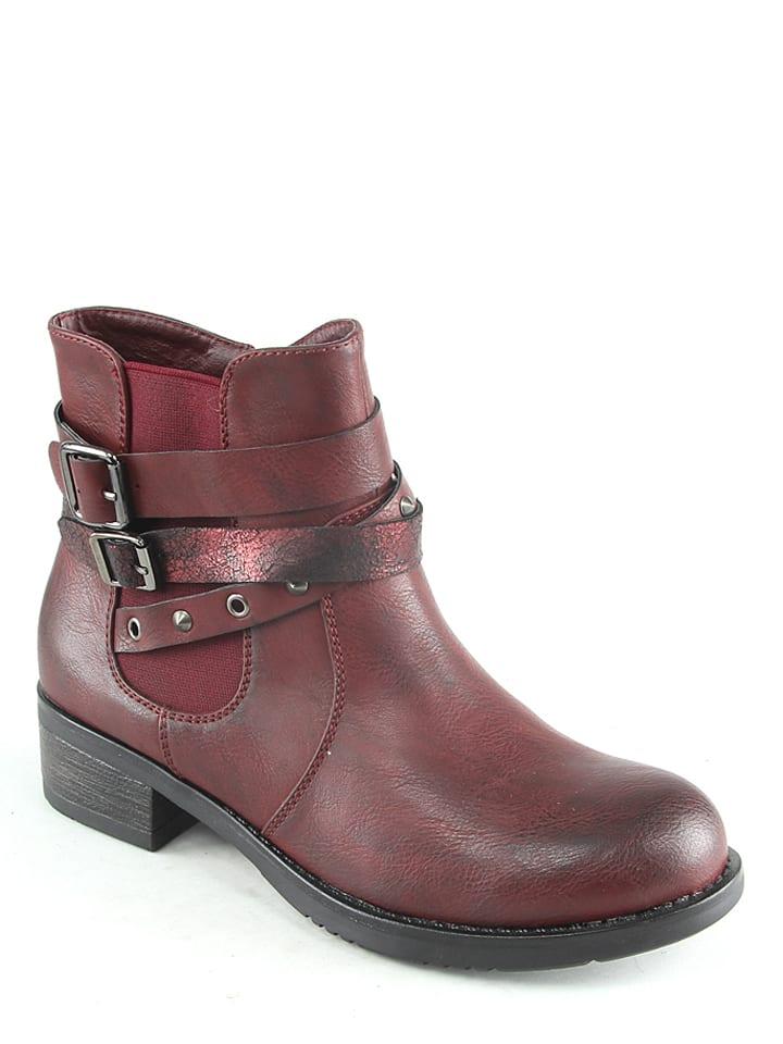 Sixth Sens Boots in Bordeaux