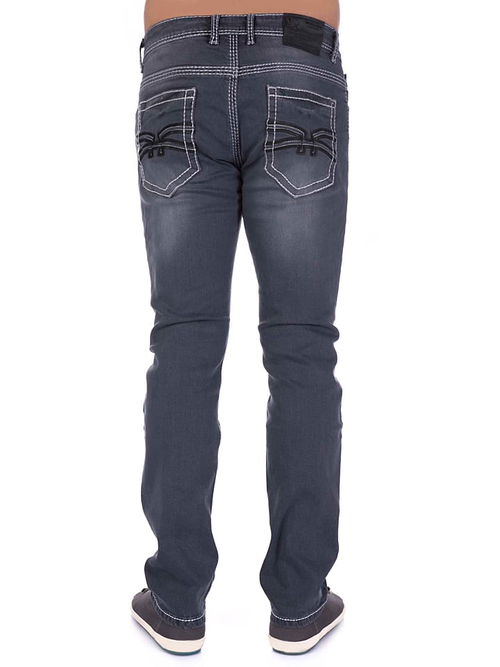 GIORGIO DI MARE Jeans in Grau