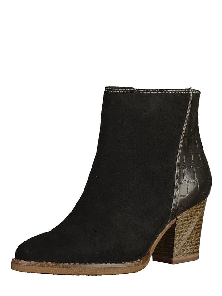 Aktuelle Damen Stiefel Schuhe Moderne 3986 Schwarz 38