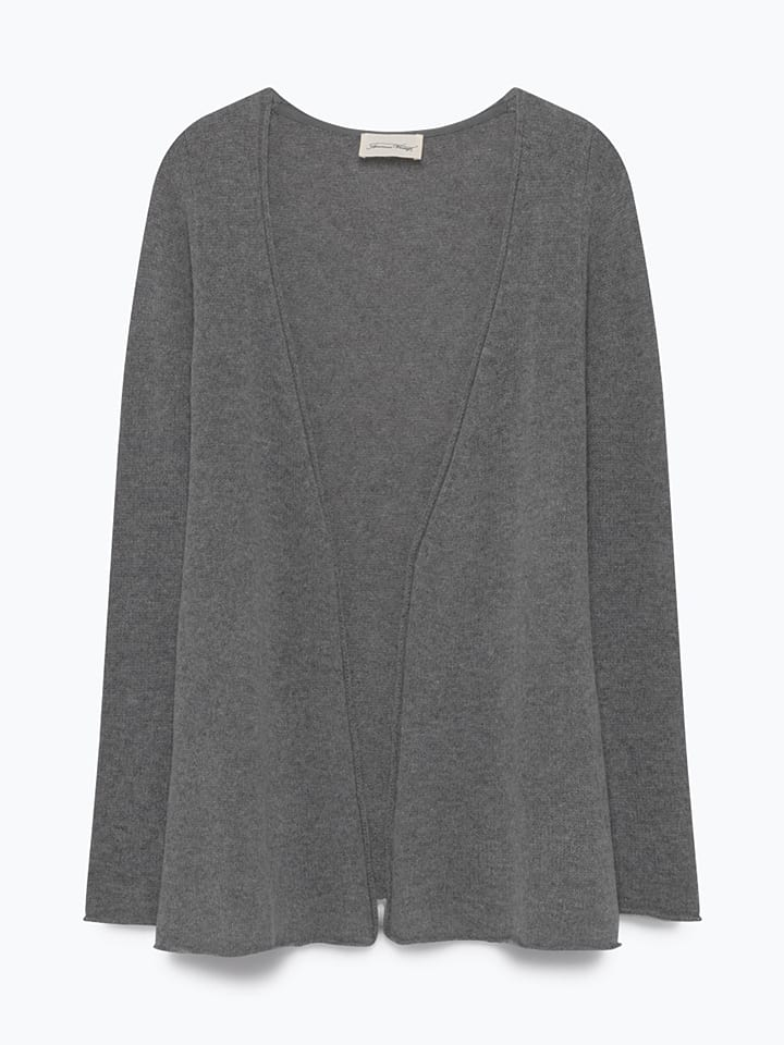 American Vintage Cardigan in Grau