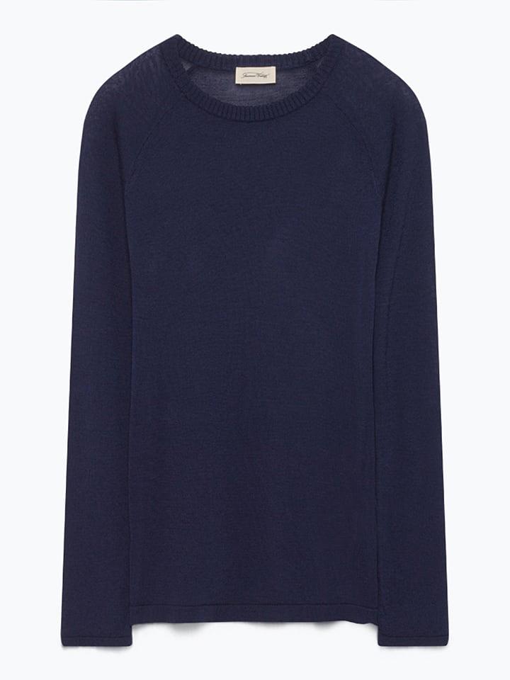 American Vintage Pullover in Dunkelblau