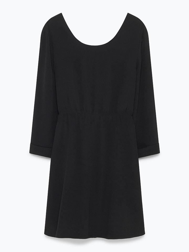 American Vintage Kleid in Schwarz