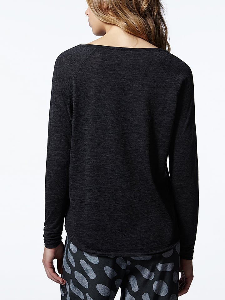 American Vintage Pullover in Anthrazit