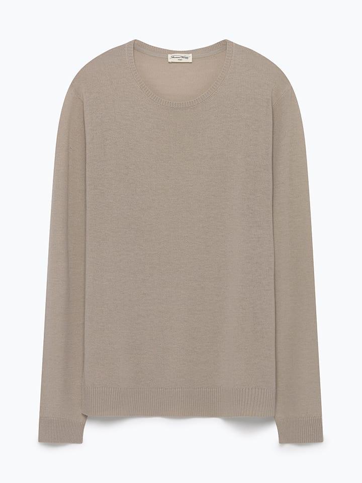 American Vintage Pullover in Beige