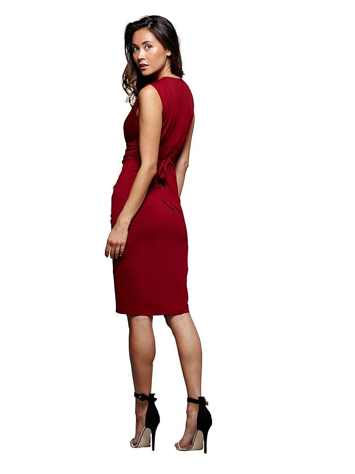 Iska Kleid in Rot