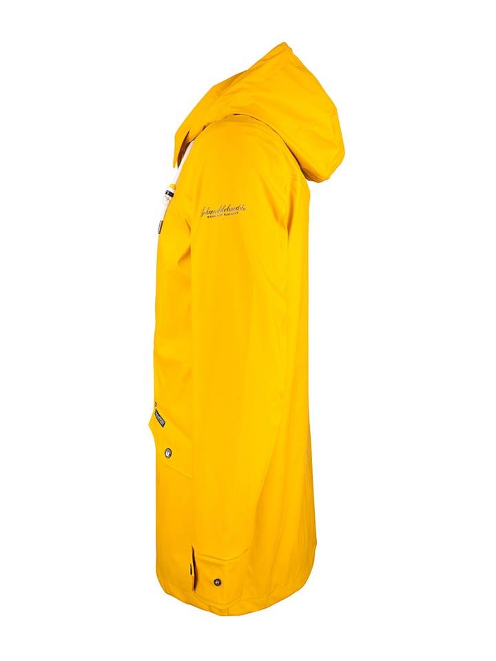 Schmuddelwedda Regenmantel in Gelb