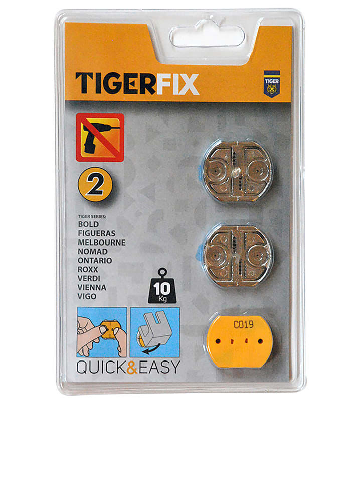 "Tiger Kit de montage ""Tigerfix No. 2"""