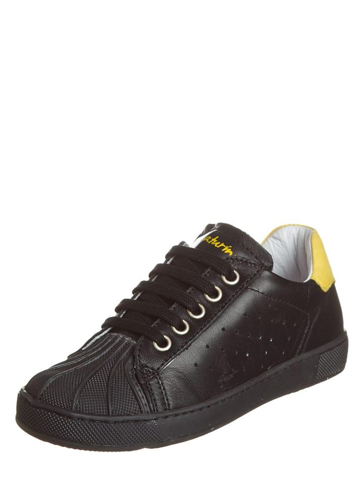 Naturino Sneakers in Schwarz