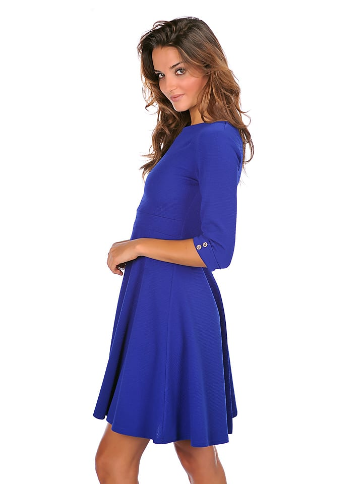 "Jo & Jil Kleid ""June"" in Blau"