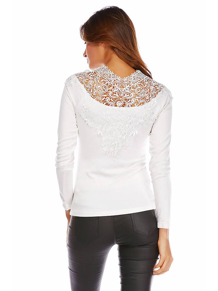 "Jo & Jil Shirt ""Nalia"" in Weiß"