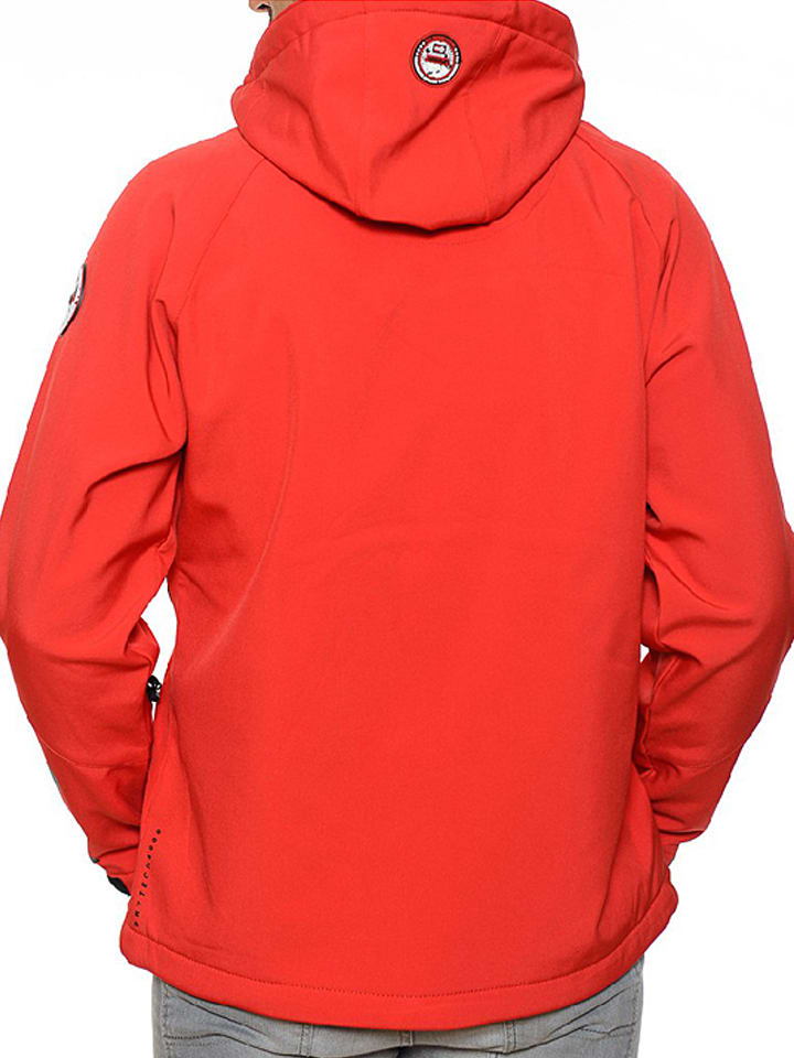 """Geographical Norway Softshelljacke """"Tresil"""" in Rot"""