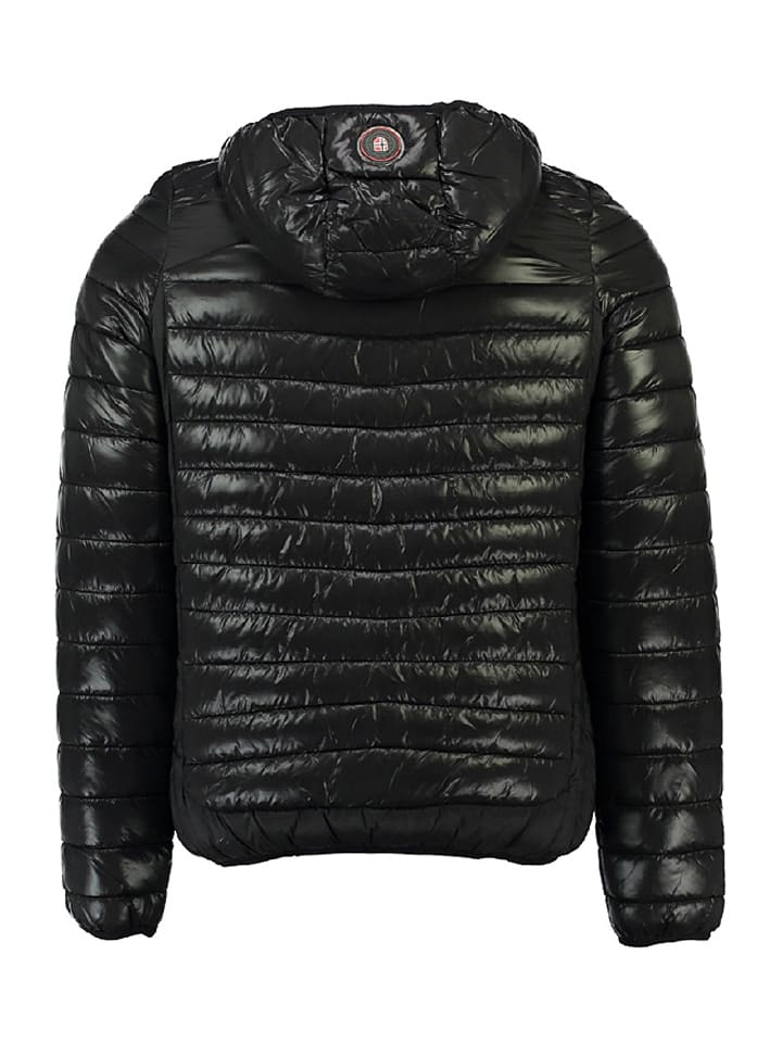 "Geographical Norway Übergangsjacke ""Barda"" in Schwarz"
