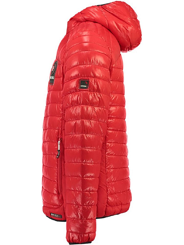 "Geographical Norway Übergangsjacke ""Barda"" in Rot"