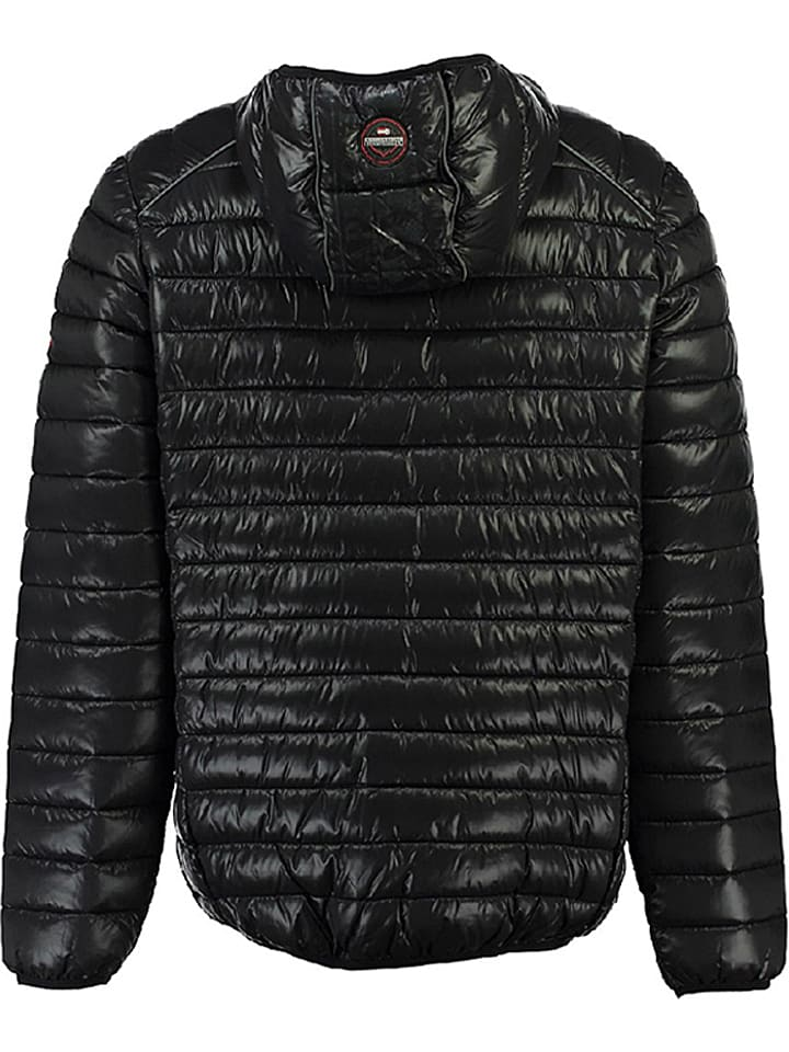 "Geographical Norway Übergangsjacke ""Budapest"" in Schwarz"