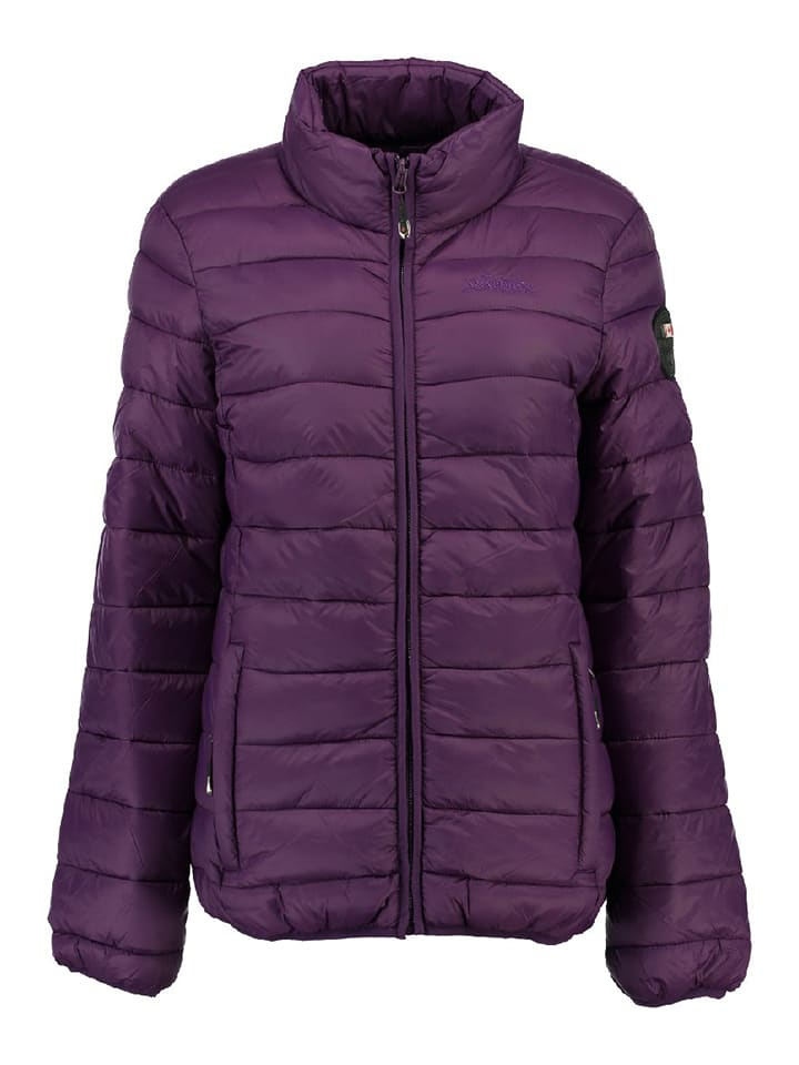 """Geographical Norway Übergangsjacke """"Abecedaire"""" in Lila"""