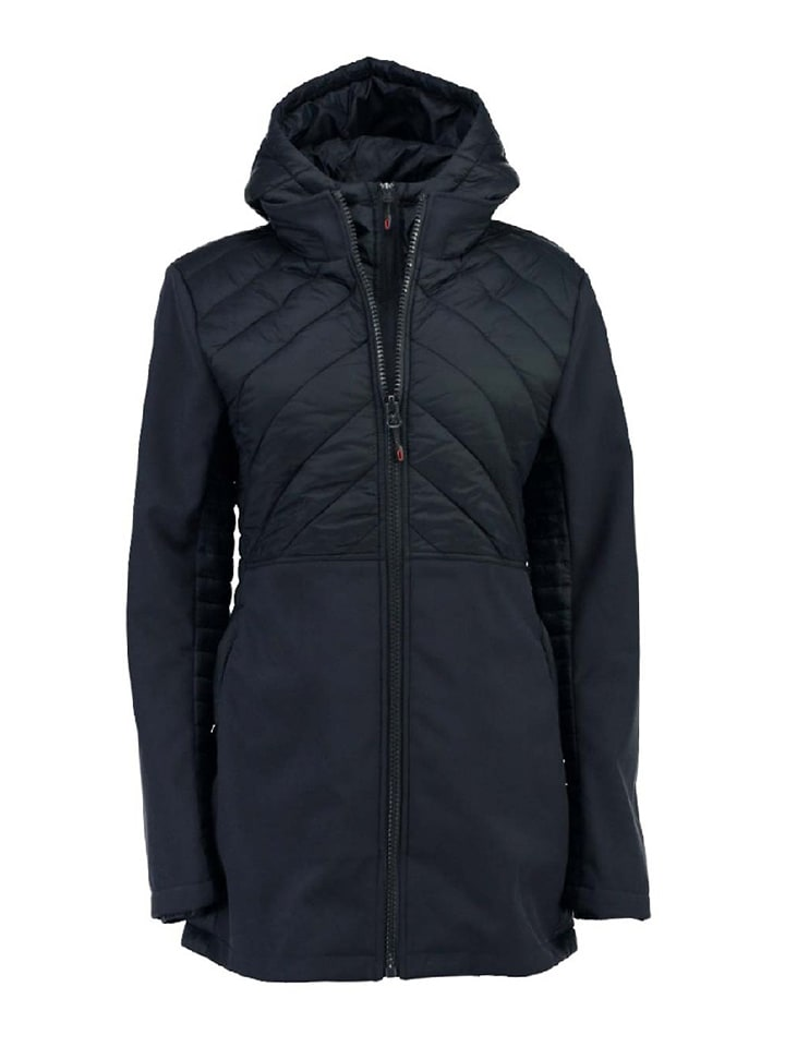 "Geographical Norway Softshelljacke ""Tanya"" in Dunkelblau"