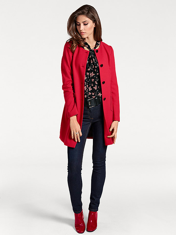 Ashley brooke by heine Blazer in Rot