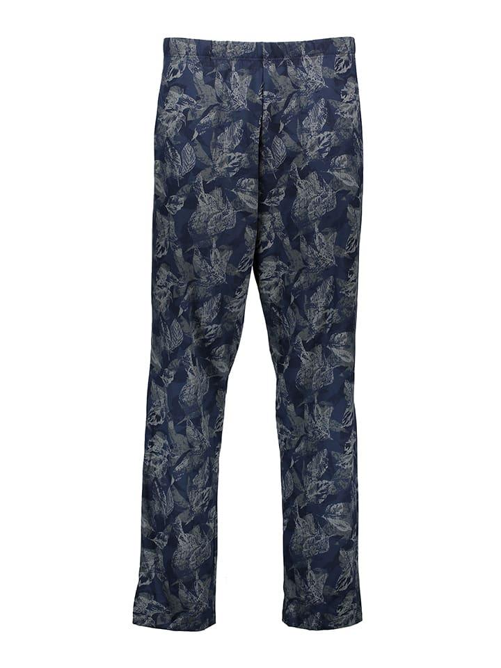 Dunkelblau in Skiny Skiny Pyjama in Pyjama xqXHHf7