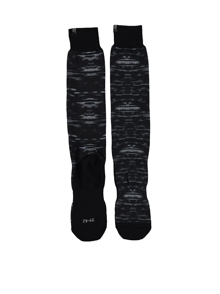 "Protest Ski-Snowboardsocken ""Audiance"" in Schwarz"