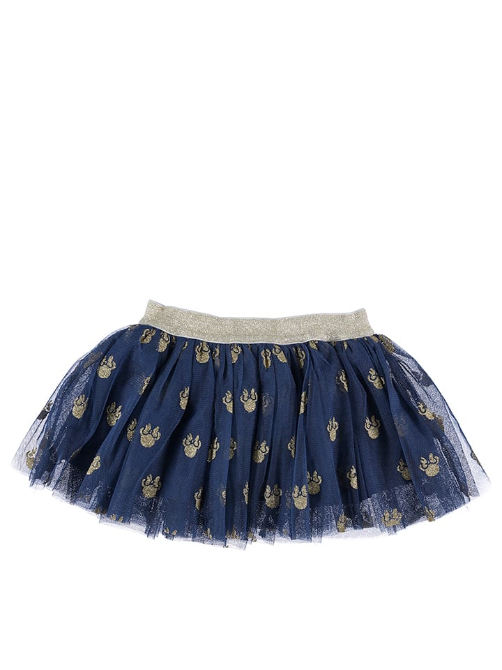 Name it Rok blauw/goudkleurig
