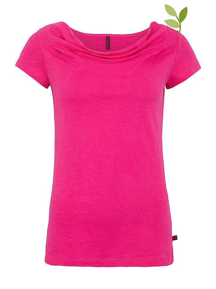 "Tranquillo Shirt ""Laisa"" in Pink"