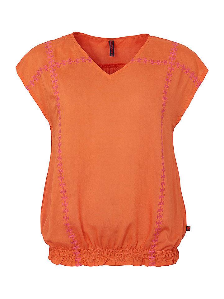 "Tranquillo Shirt ""Lovis"" in Orange"
