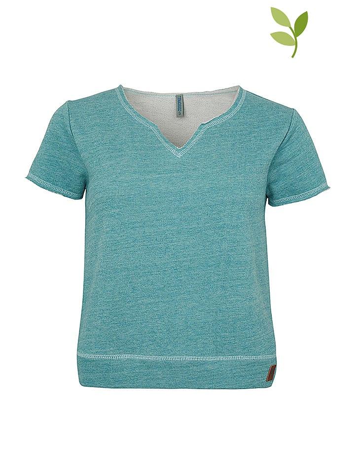 "Tranquillo Shirt ""Mari"" in Türkis"