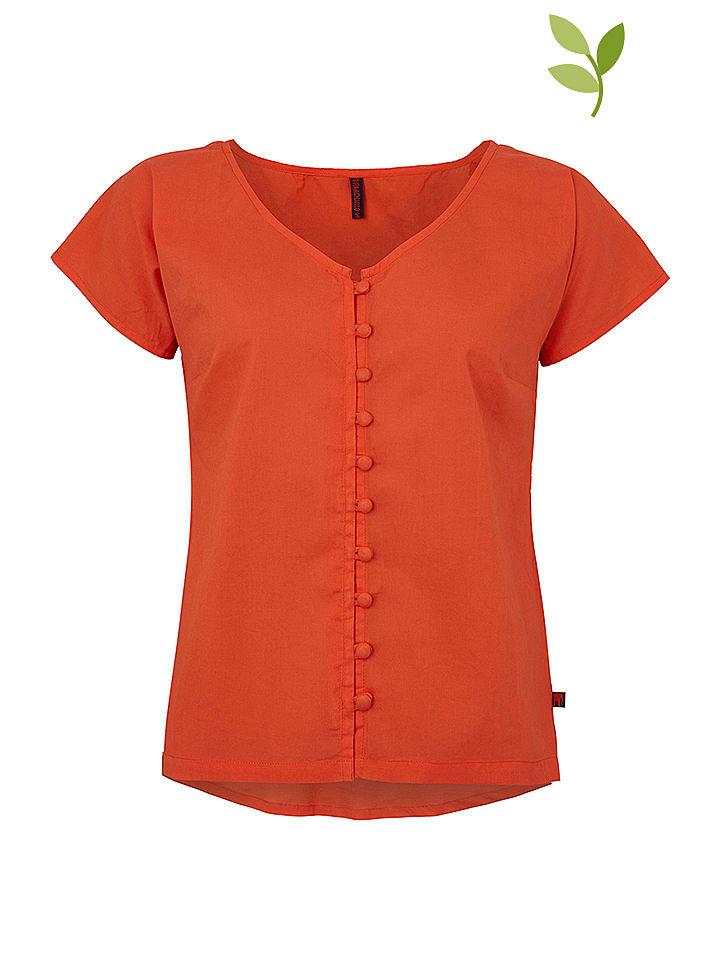 """Tranquillo Bluse """"Myrun"""" in Orange"""