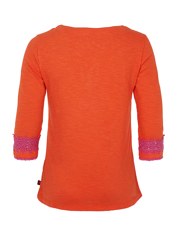 "Tranquillo Shirt ""Hanny"" in Orange"