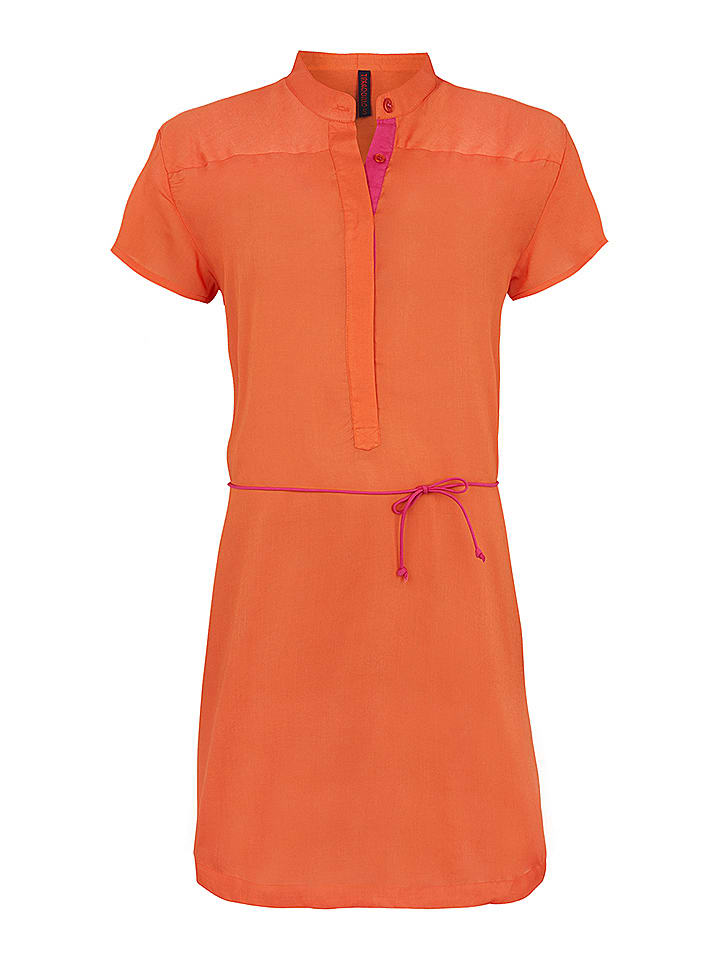 "Tranquillo Kleid ""Jarla"" in Orange"
