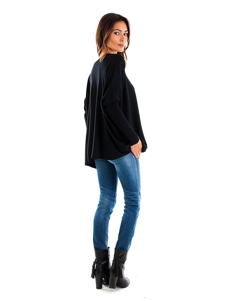 Cashmere 4ever Pullover in Schwarz