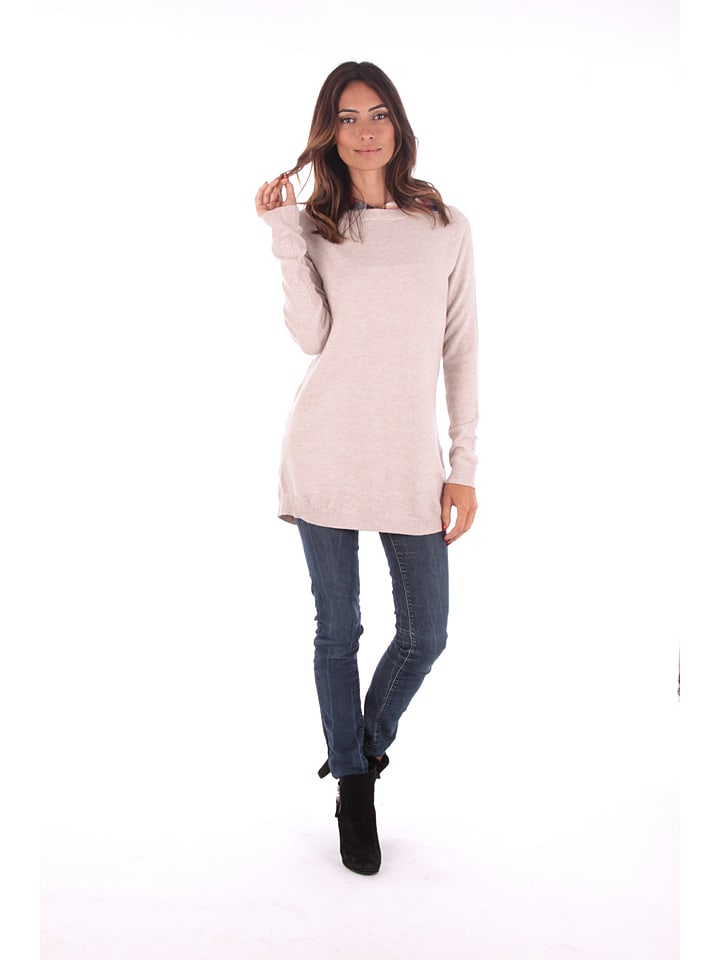 Cashmere 4ever Pullover in Beige