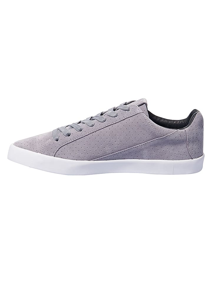 Hummel Leder-Sneakers Cross Court in Creme - 47% Jp7vAMeM