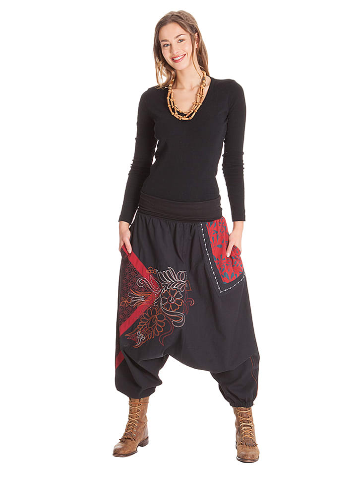 Aller Simplement Hose in Anthrazit