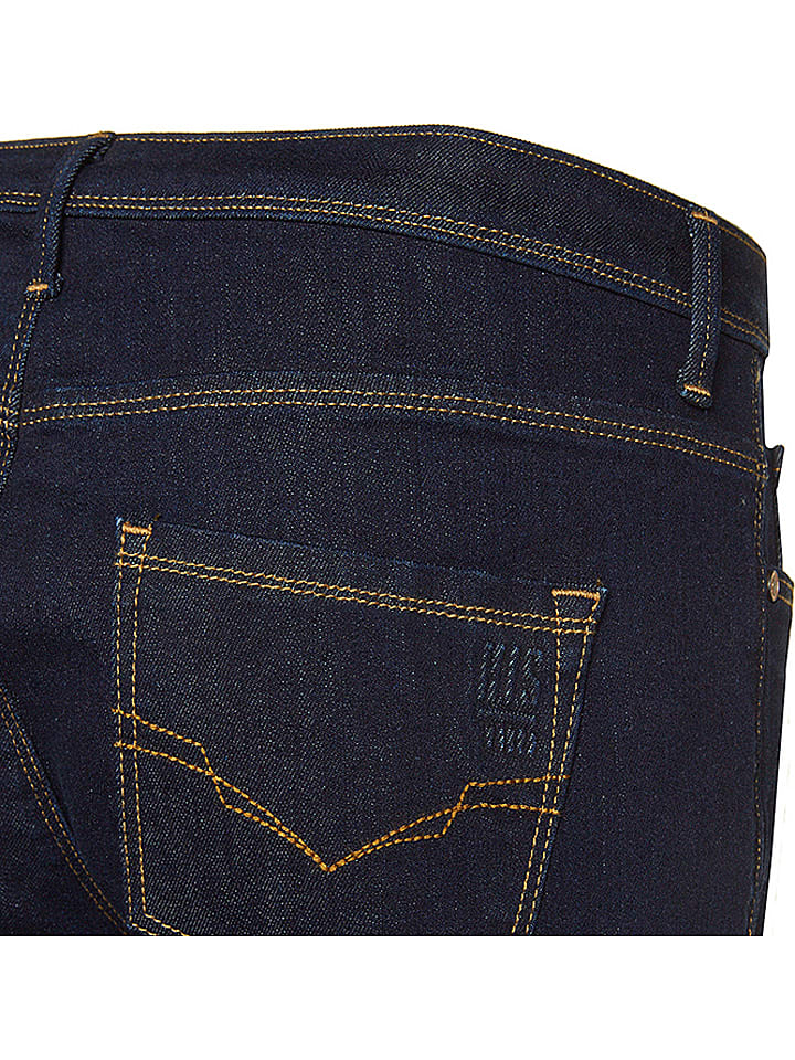 "H.I.S Jeans ""Coletta"" - Straight fit - in Dunkelblau"