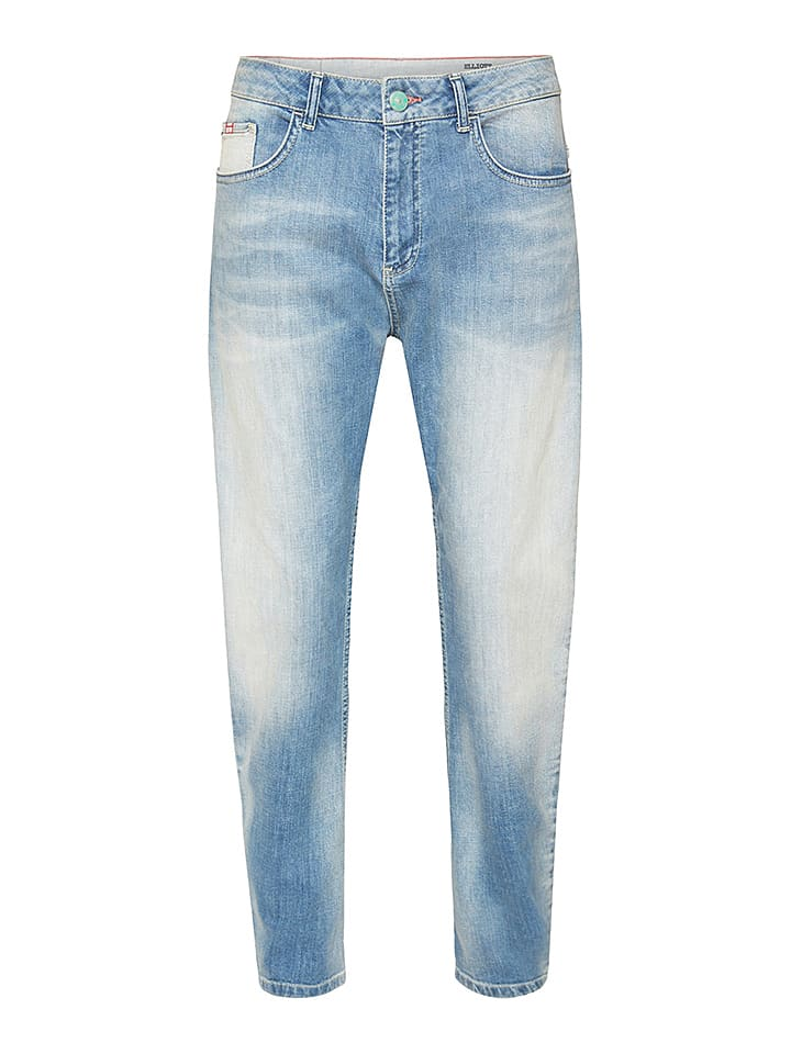 "H.I.S Jeans ""Elliot"" - Tapered fit - in Hellblau"