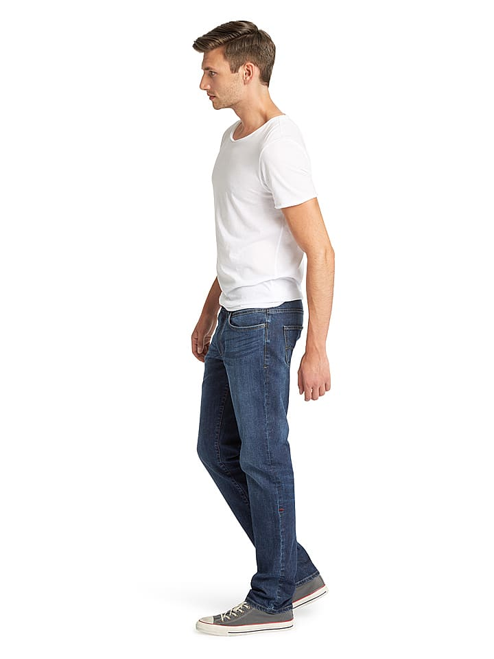 "H.I.S Jeans ""Stanton"" - Straight fit - in Dunkelblau"