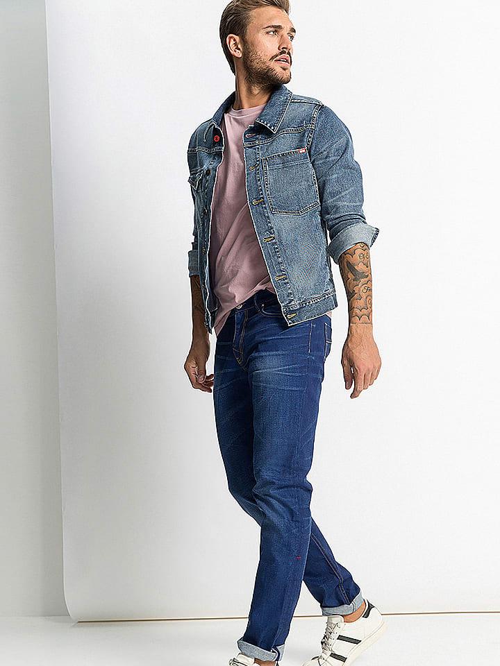 "H.I.S Jeans ""Cliff"" - Slim fit - in Blau"