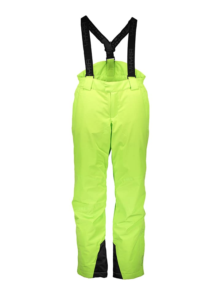 "Hyra Ski-/snowboardbroek ""La Clausaz"" groen"