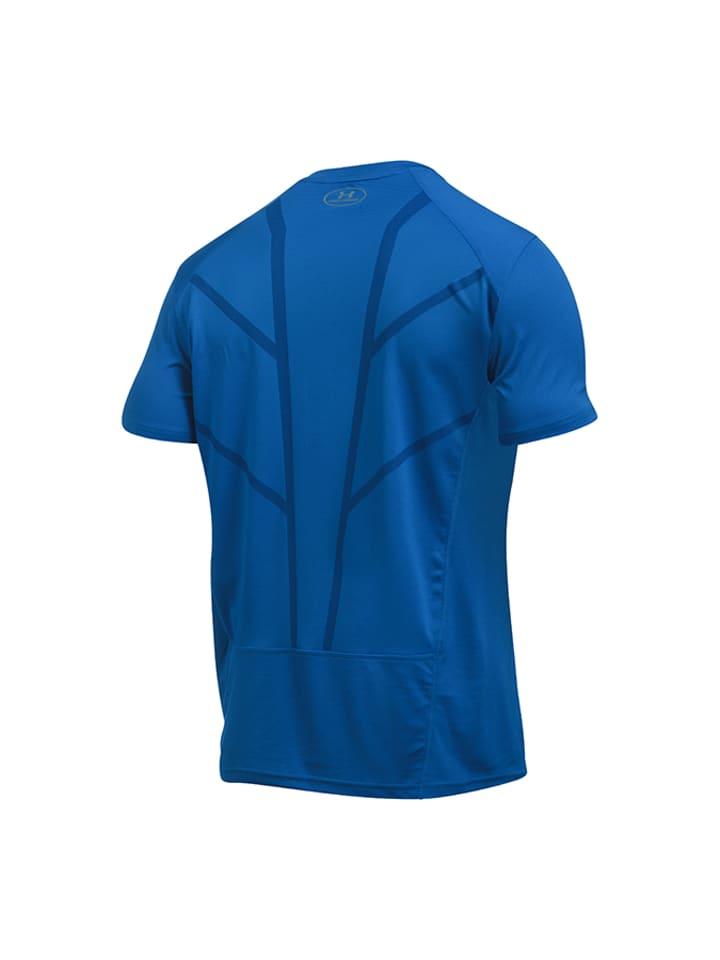 Under Armour Funktionsshirt in Blau