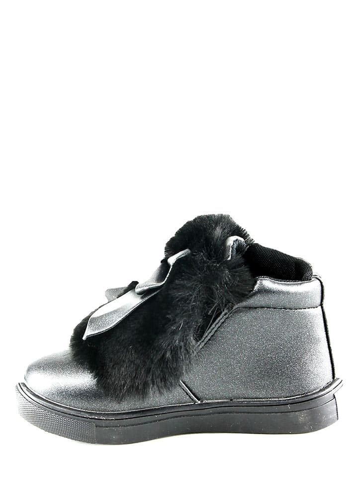 Rock & Joy Boots in Schwarz
