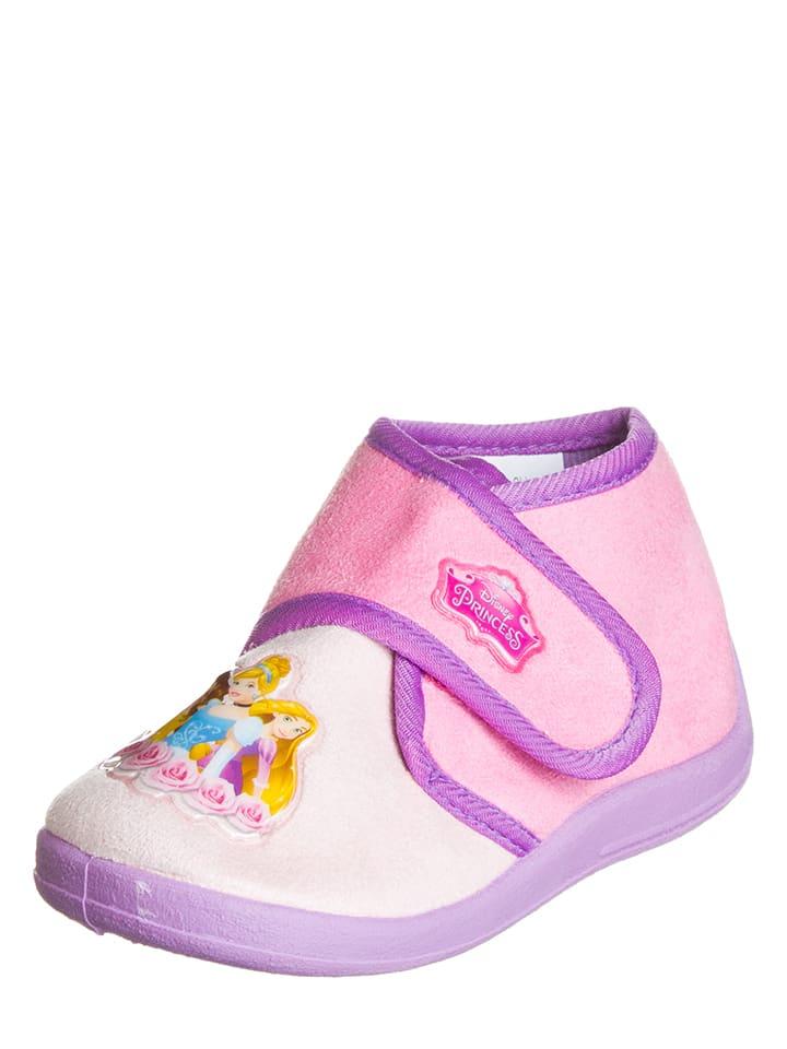 Disney Princess Hausschuhe in Rosa/ Lila