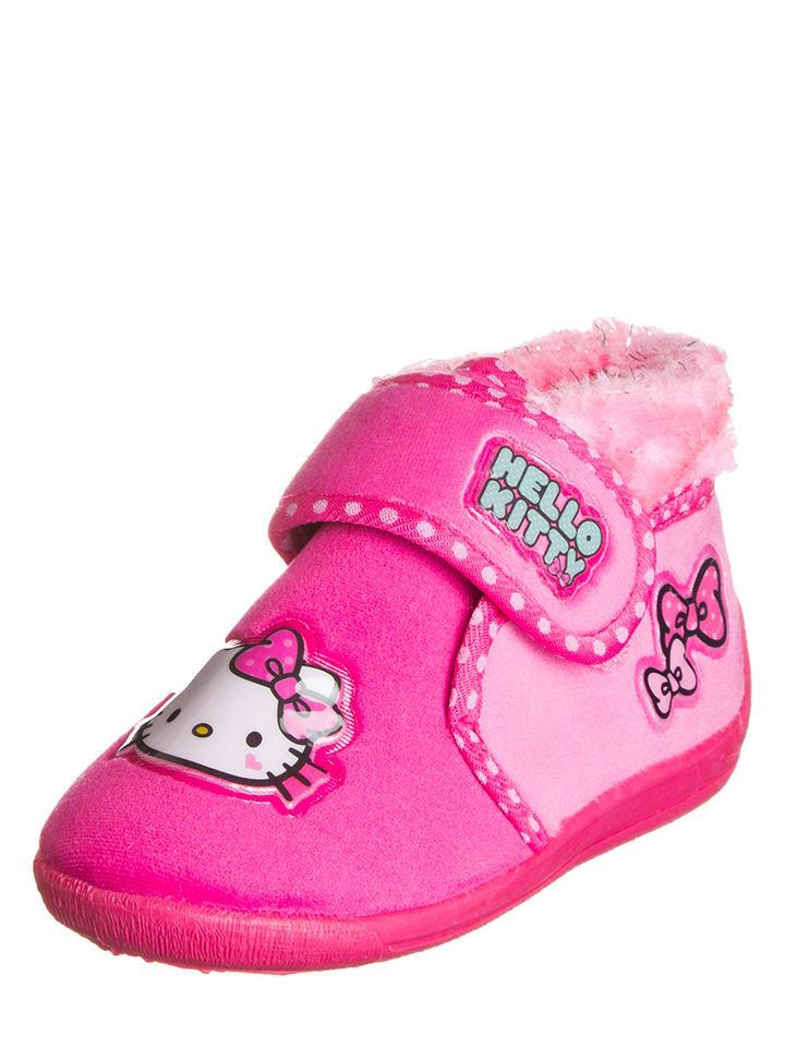 Disney Hausschuhe in Pink/ Rosa