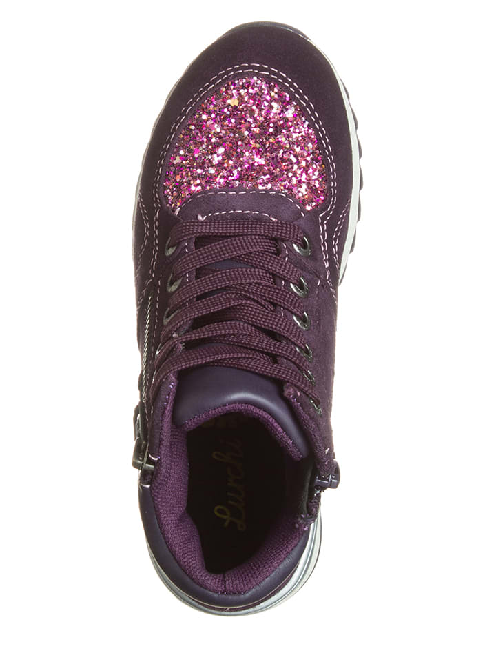 Lurchi Sneakers in Lila