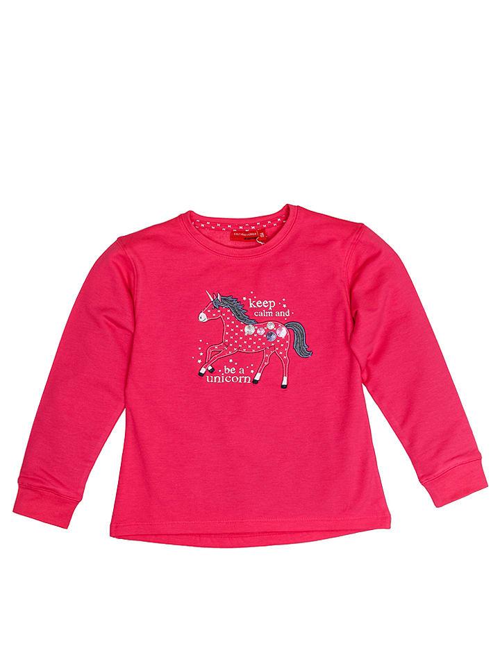Salt and Pepper Sweatshirt in Pink